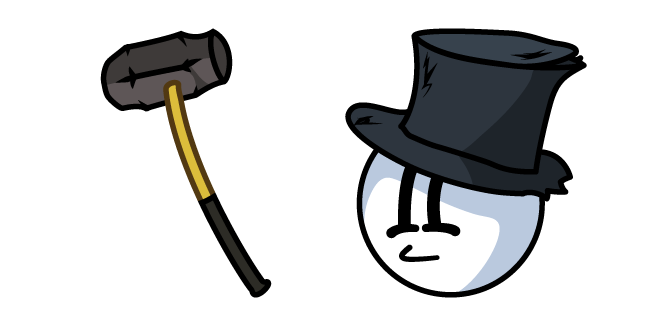Henry Stickmin Sledge MacRush and Sledgehammer