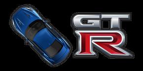 Nissan GT-R Cursor