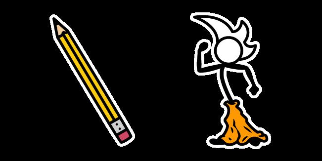 Fancy Pants Adventures Fancy Pants Man and Pencil