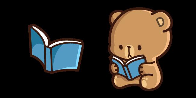 Милый Mocha Bear и Книга