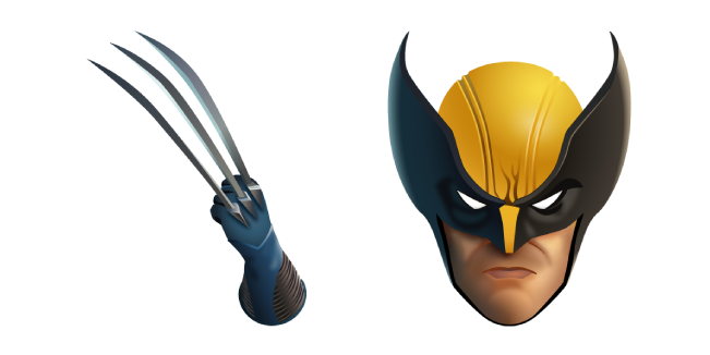 Fortnite Wolverine and Adamantium Claws
