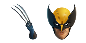 Fortnite Wolverine and Adamantium Claws Cursor