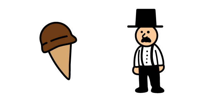 Fancy Pants Adventures Mayor and Ice Cream