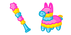 Cute Candy Pinata Cursor