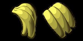 Bananas Rotat E Meme Curseur