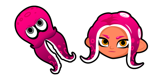 Splatoon 2 Agent 8