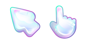 Materials Soap Bubble Cursor