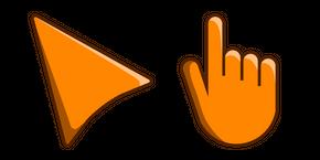 Orange Cursor
