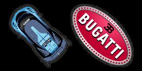 Курсор Bugatti Vision Gran Turismo