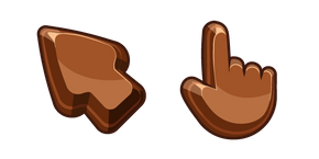 Materials Chocolate Cursor