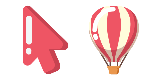 Minimal Hot Air Balloon