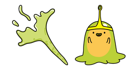 Adventure Time Slime Princess Curseur