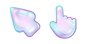 Materials Soap Bubble Opaque Cursor