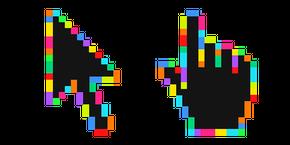 Random Pixel Cursor