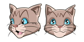Warrior Cats Millie Cursor