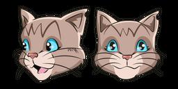 Warrior Cats Millie Curseur