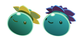 Slime Rancher Tangle Slime and Secret Style Cursor