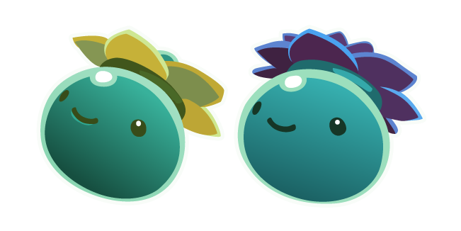 Slime Rancher Tangle Slime and Secret Style