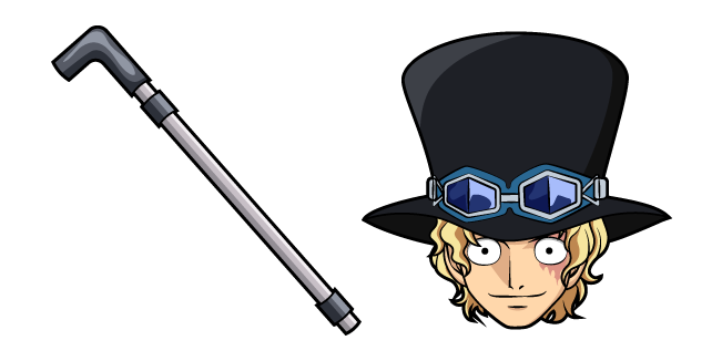 One Piece Sabo and Pipe