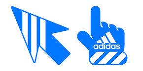 Курсор Adidas