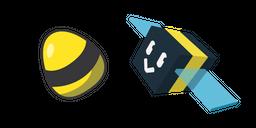 Bee Swarm Simulator Basic Egg and Basic Bee Cursor