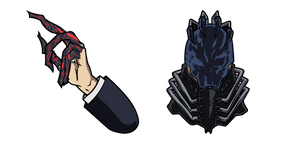 My Hero Academia All For One Cursor