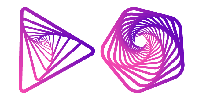 Artistic Geometric Shape