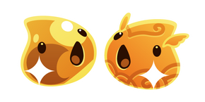 Slime Rancher Gold Slime and Secret Style Cursor