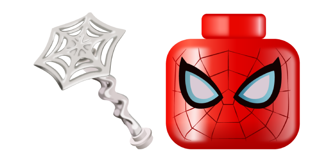 LEGO Человек-Паук и Паутина