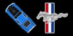 Ford Mustang Boss 1969 Cursor