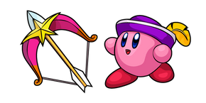 Kirby Archer Curseur