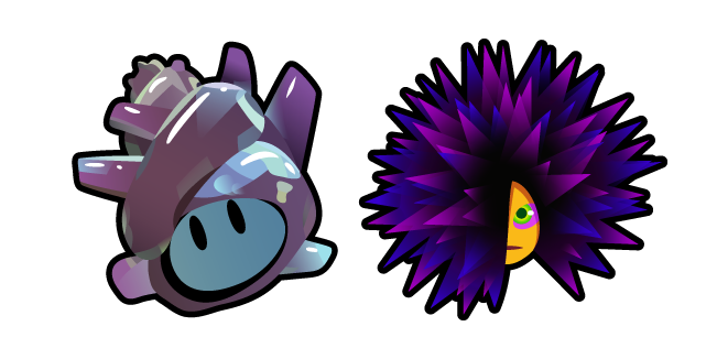 Splatoon Spyke and Super Sea Snail