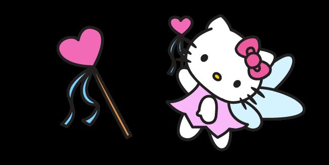 Hello Kitty and Magic Wand