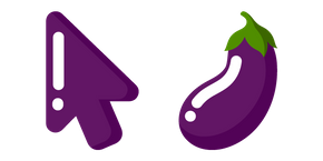 Minimal Eggplant Cursor