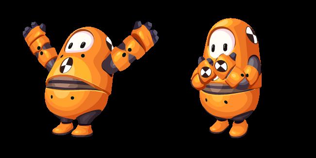 Fall Guys Crash Test Dummy Costume