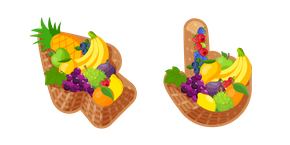 Materials Fruit Bowl Cursor