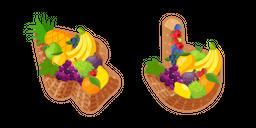 Materials Fruit Bowl Cursor