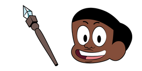 Craig of the Creek Craig Williams and Wooden Staff Cursor