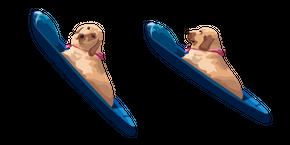 Boat Dog Meme Cursor