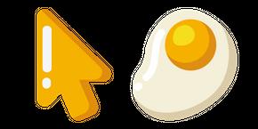 Курсор Минимальное Жареное Яйцо