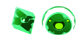 Slime Rancher Rad Slime and Plort Cursor