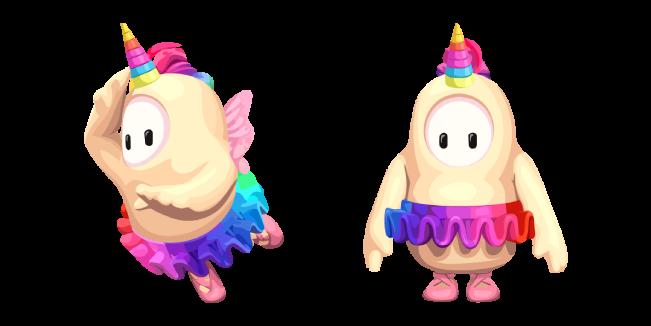 Fall Guys Fairycorn Costume