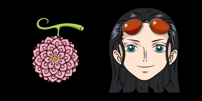 One Piece Nico Robin and Hana Hana no Mi