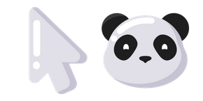 Minimal Panda Cursor