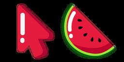Minimal Watermelon Cursor