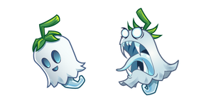 Plants vs. Zombies Ghost Pepper Cursor