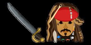 Jack Sparrow Sword Cursor