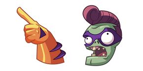 Plants vs. Zombies Super Brainz Cursor