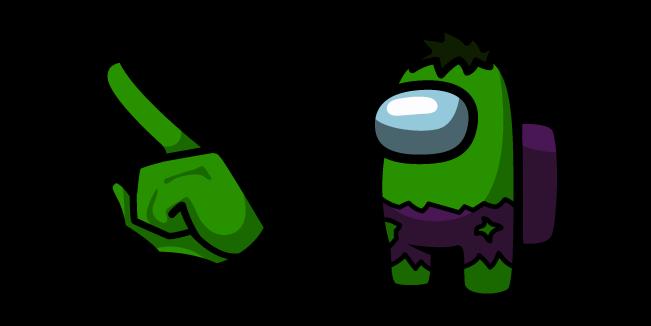 Among Us Hulk Character