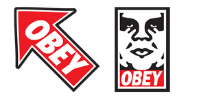 Курсор Obey